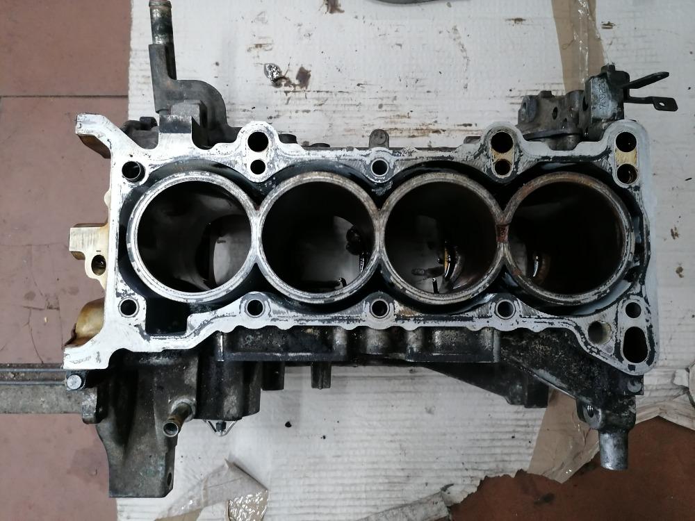Блок двс Mazda 3 BK Z6 2008 (б/у)