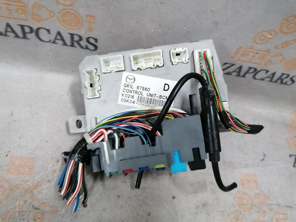 Блок комфорта Mazda 6 GG L8 2006 (б/у)
