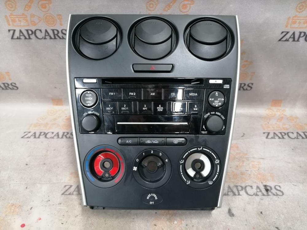 Магнитола Mazda 6 GG L8 2006 (б/у)