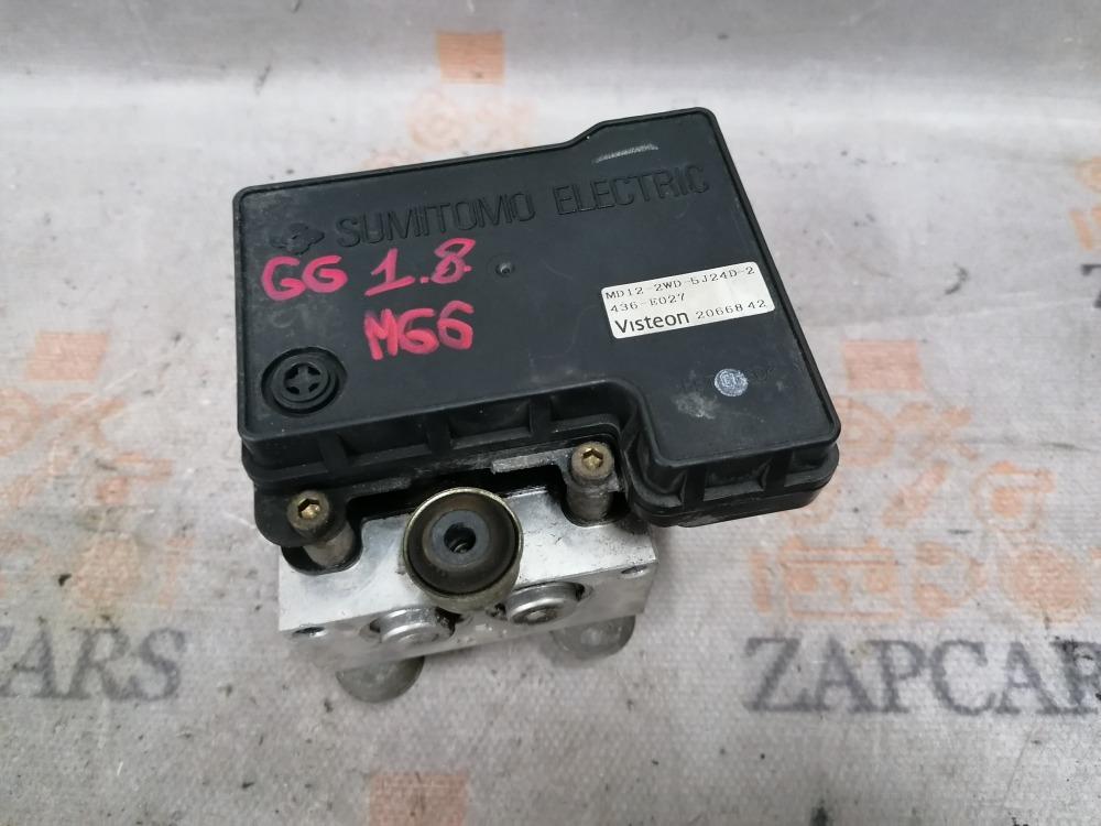 Блок abs Mazda 6 GG L8 2006 (б/у)