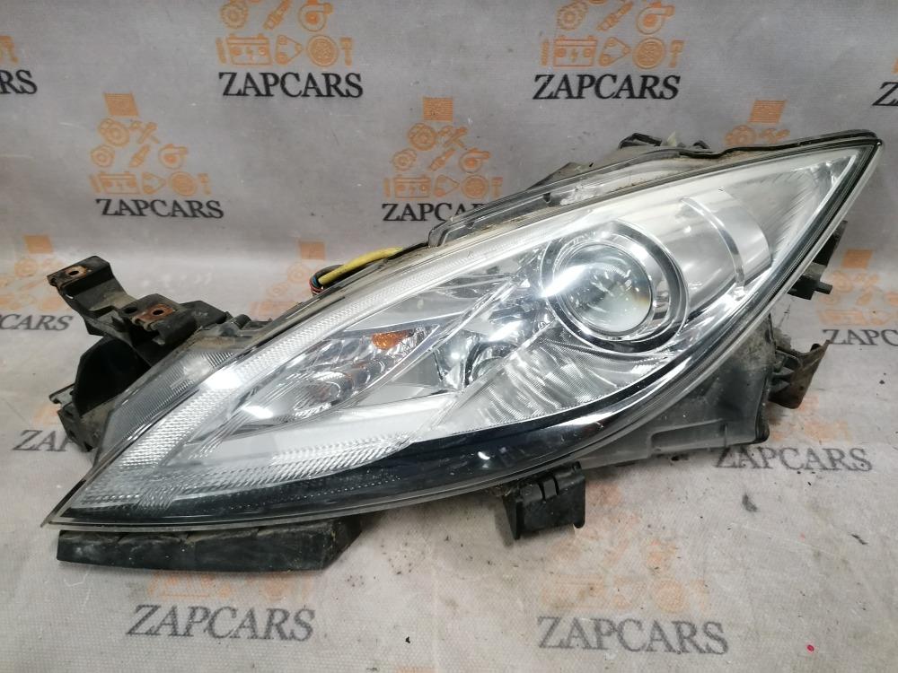 Фара Mazda 6 GH 2010 левая (б/у)