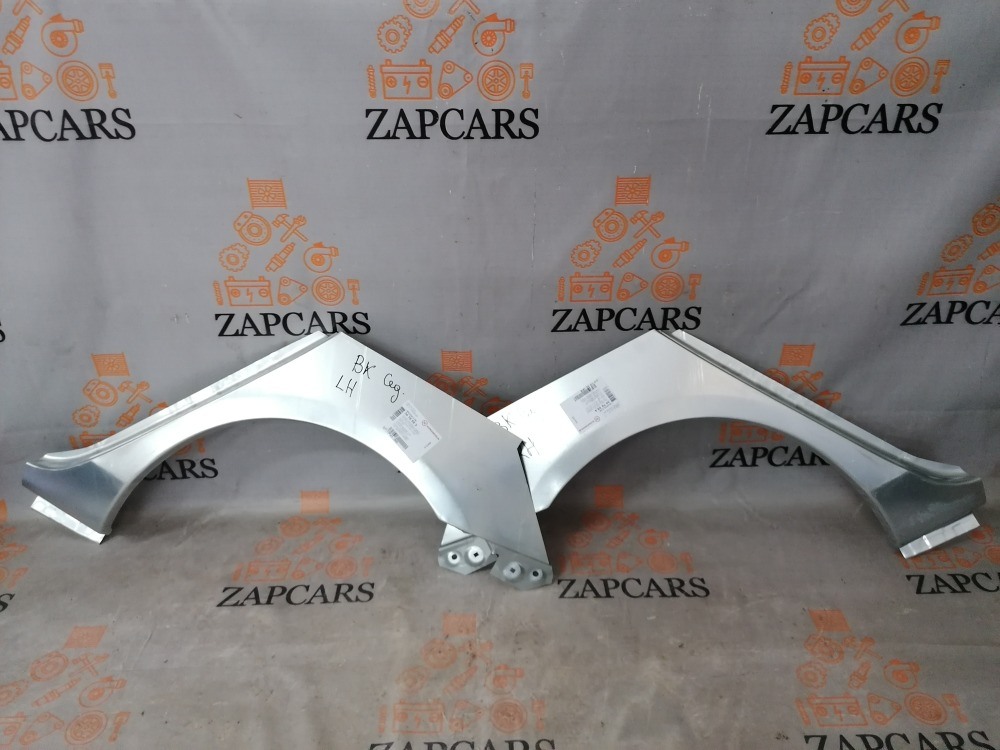 Арка крыла Mazda 3 BK