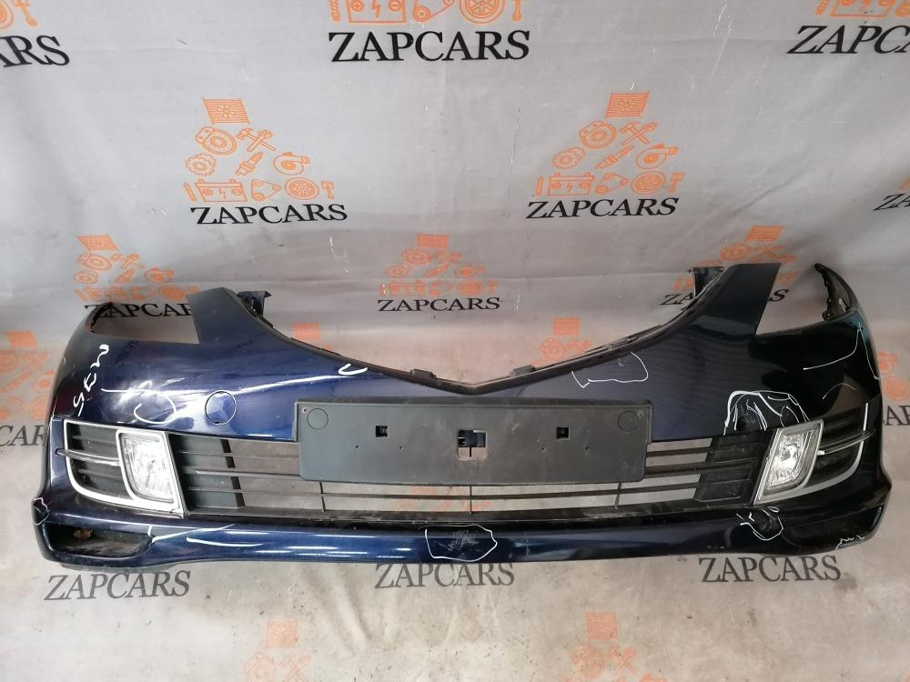 Бампер Mazda 6 GH LF17 2008 передний (б/у)