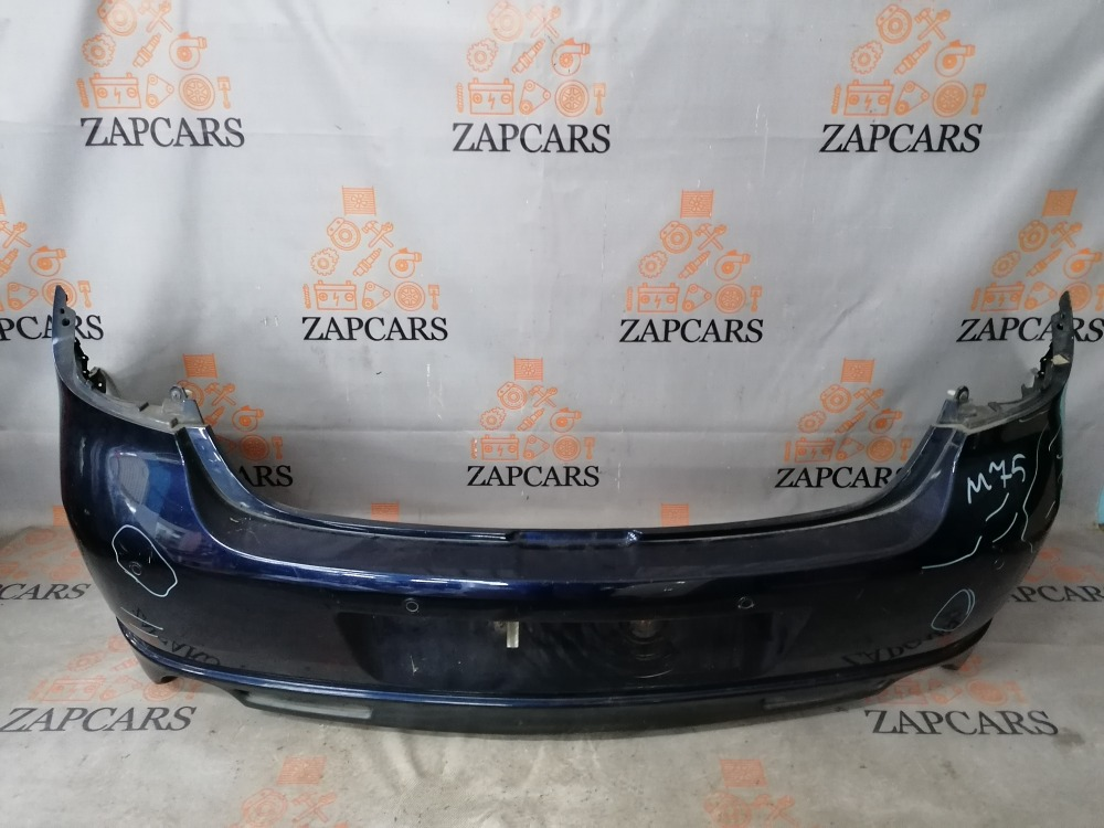 Бампер Mazda 6 GH LF17 2008 задний (б/у)