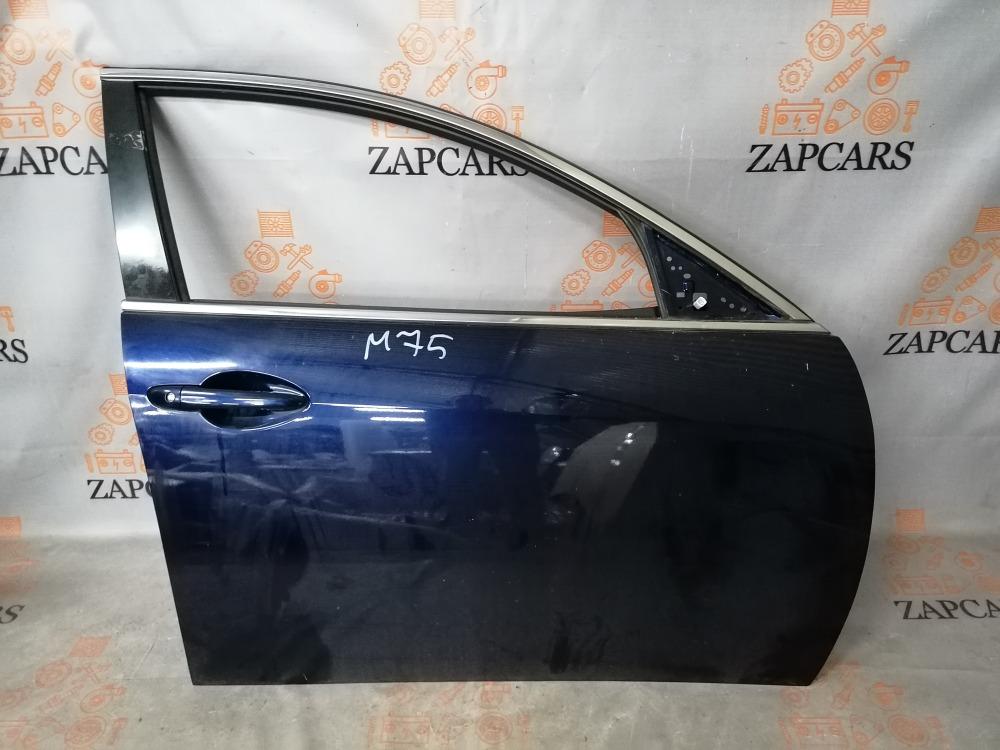 Дверь Mazda 6 GH LF17 2008 передняя правая (б/у)