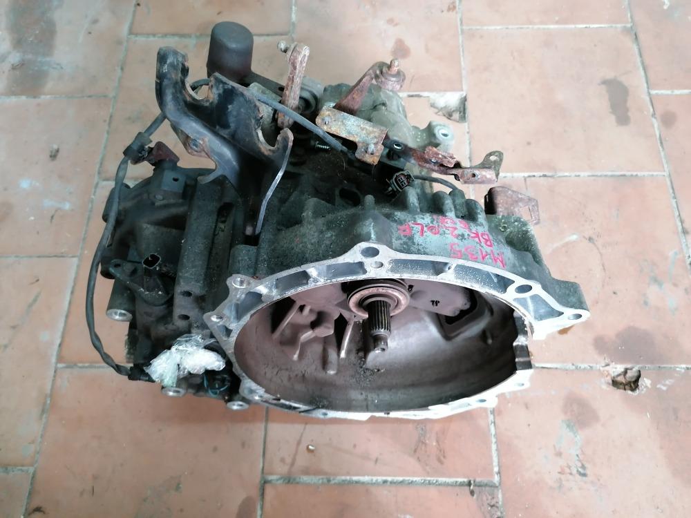 Мкпп Mazda 3 BK LF17 2007 (б/у)