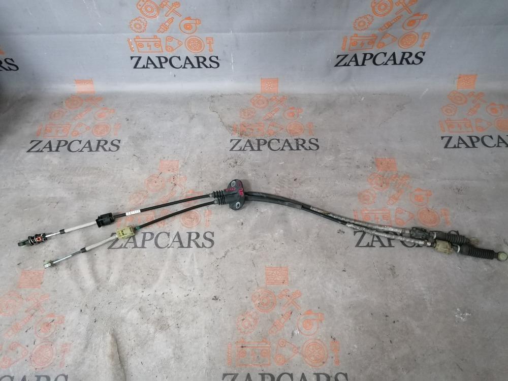 Троса мкпп Mazda 3 BK LF17 2007 (б/у)
