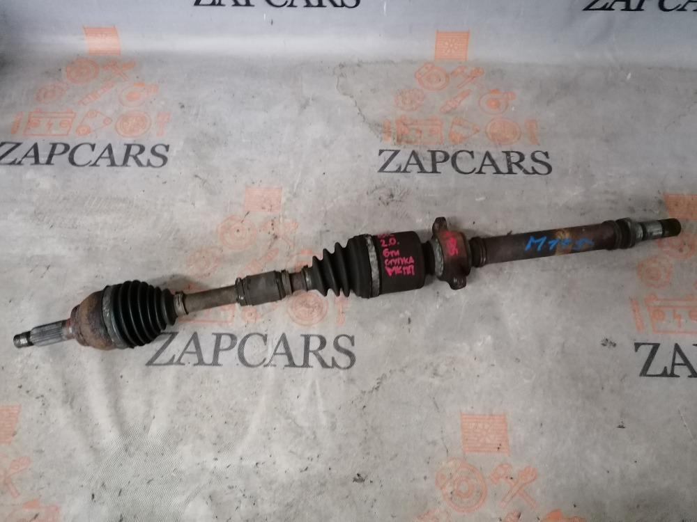 Привод Mazda 3 BK LF17 2007 правый (б/у)