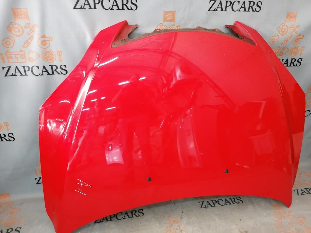 Капот Mazda 3 BK LF17 2007 (б/у)