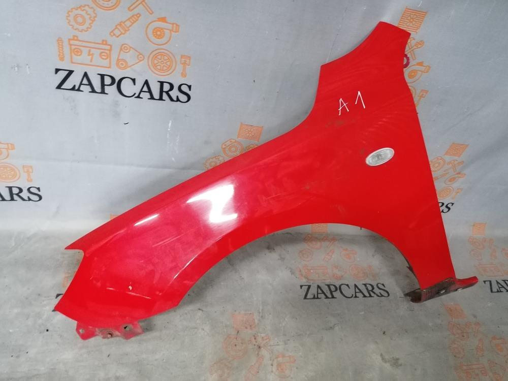 Крыло Mazda 3 BK LF17 2007 левое (б/у)