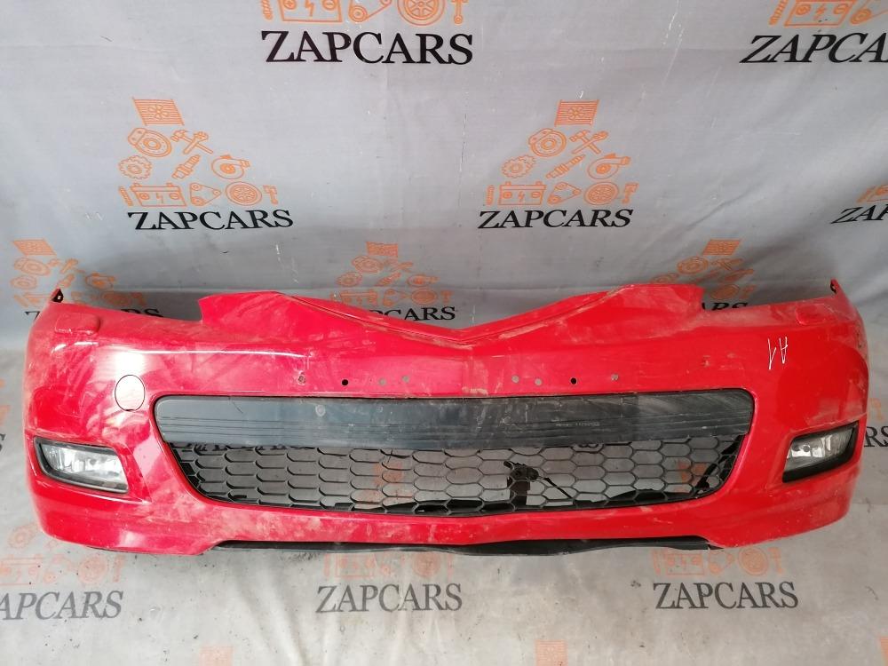 Бампер Mazda 3 BK LF17 2007 правый (б/у)