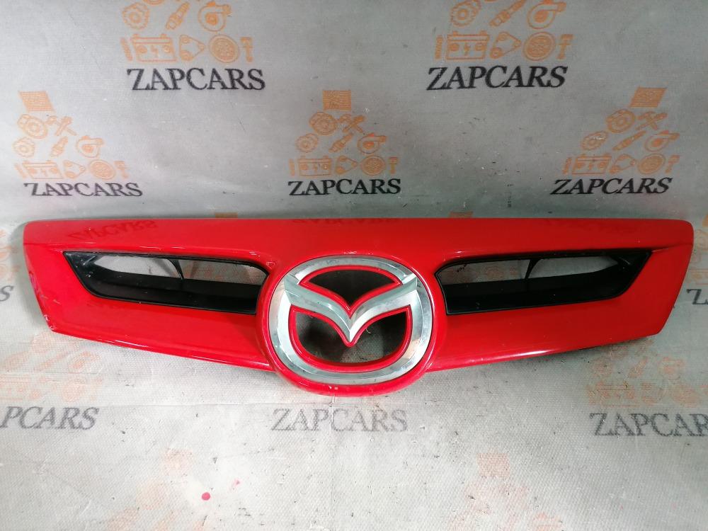 Решетка радиатора Mazda 3 BK LF17 2007 (б/у)