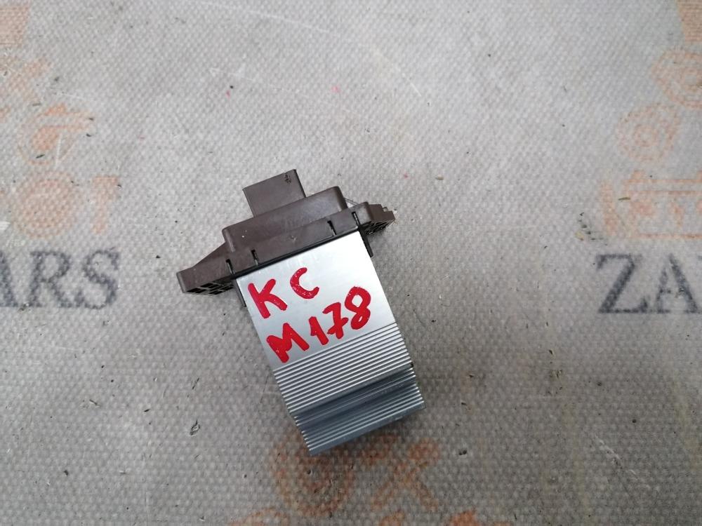 Резистор печки Kia Ceed ED (б/у)