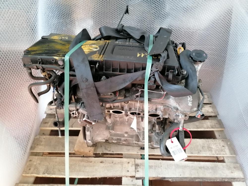 Двигатель с навесным Mazda 3 BK-BL ZY-Z6 (б/у)