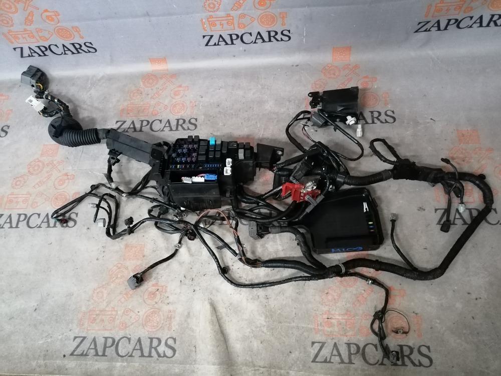 Блок предохранителей с проводкой Mazda 6 GJ 2013 (б/у)