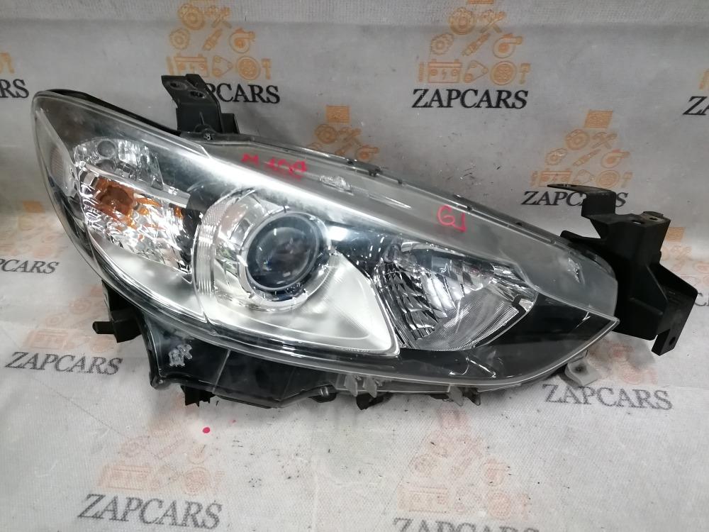 Фара Mazda 6 GJ 2013 правая (б/у)