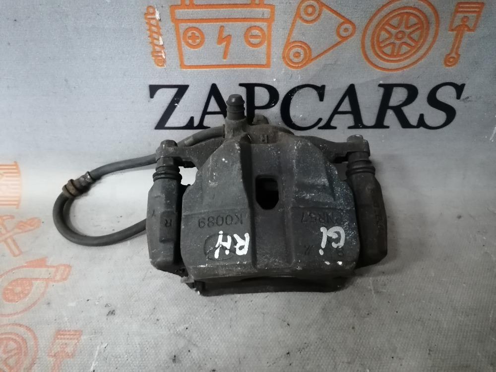 Тормозной суппорт Mazda 6 GJ 2013 передний правый (б/у)