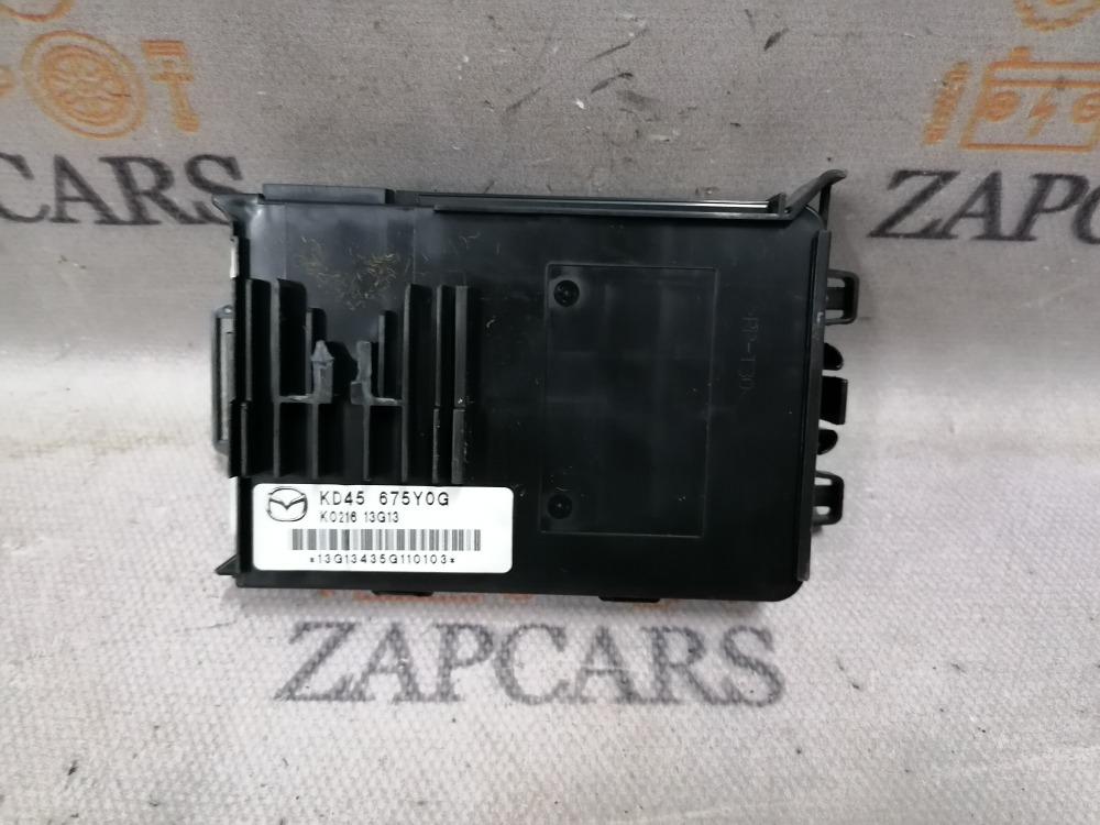 Блок комфорта Mazda 6 GJ 2013 (б/у)