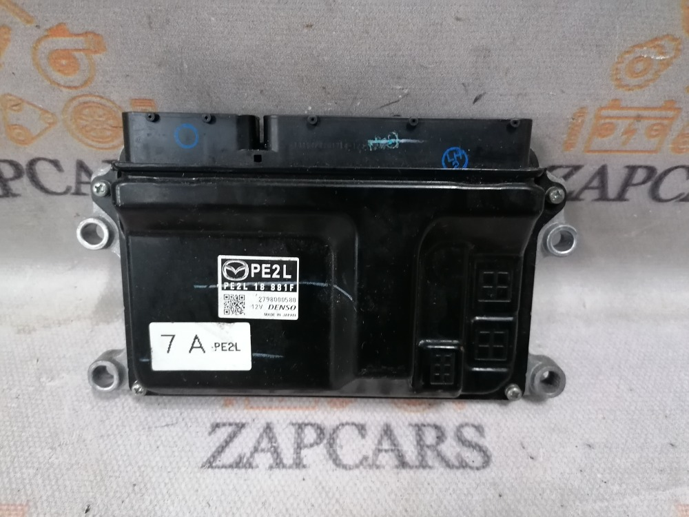 Эбу Mazda 6 GJ 2013 (б/у)