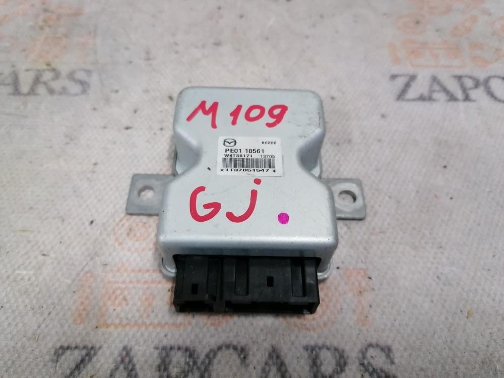 Блок управления топливным насосом Mazda 6 GJ 2013 (б/у)