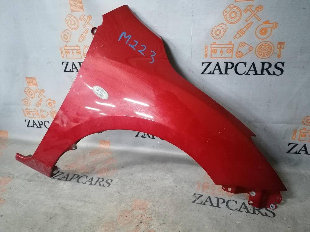 Крыло Mazda 3 BL переднее правое (б/у)
