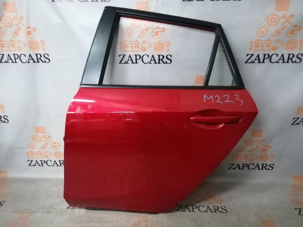 Дверь Mazda 3 BL задняя левая (б/у)