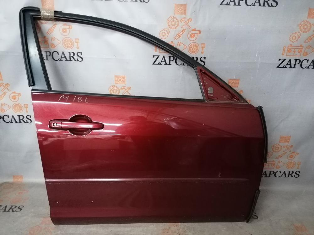Дверь Mazda 3 BK Z6 2009 передняя правая (б/у)