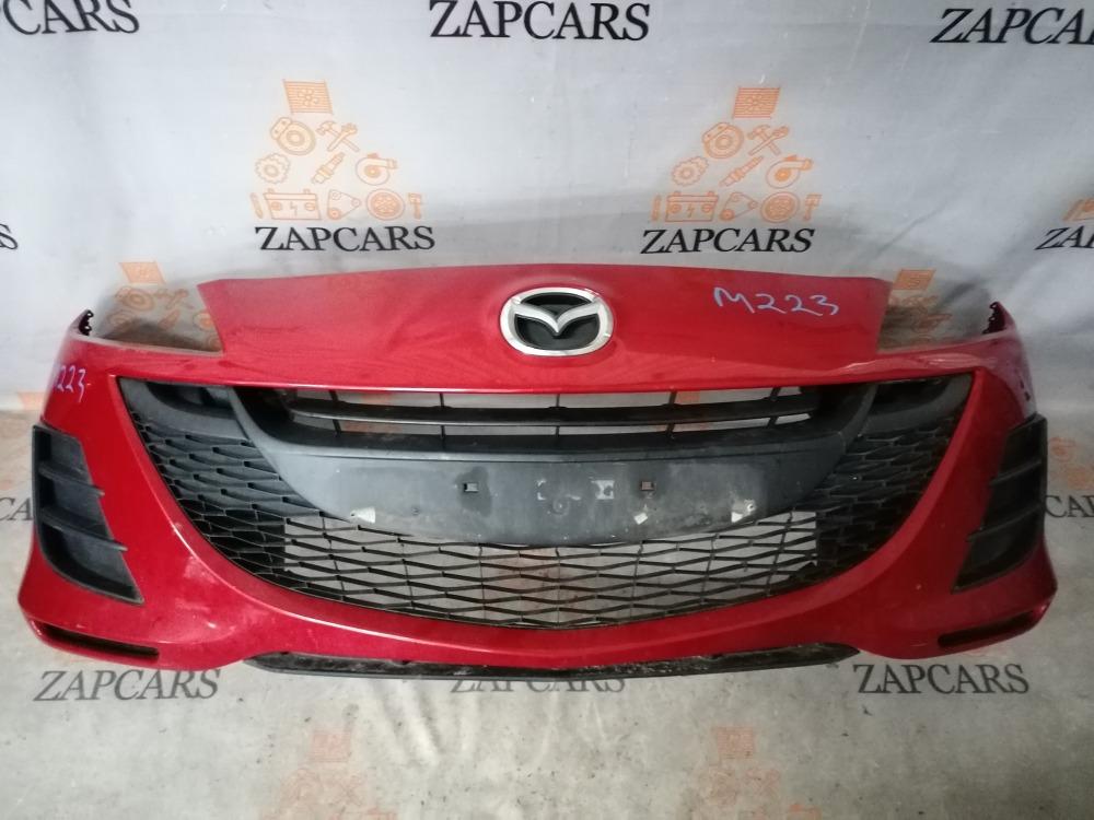 Бампер Mazda 3 BL передний (б/у)