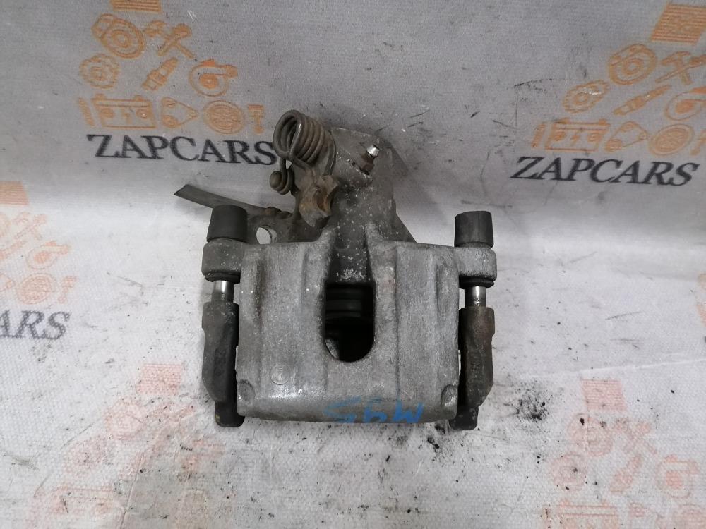 Тормозной суппорт Mazda 3 BK BL задний левый (б/у)