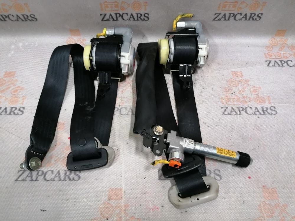 Ремни безопасности Mazda 3 BL (б/у)