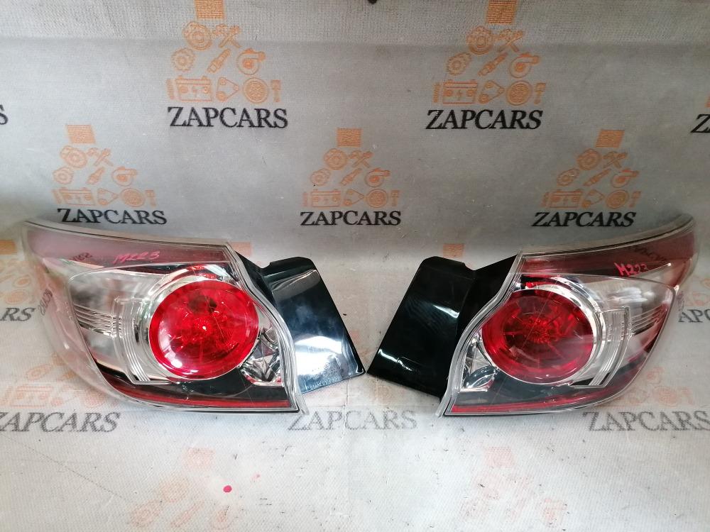Фонарь Mazda 3 BL (б/у)