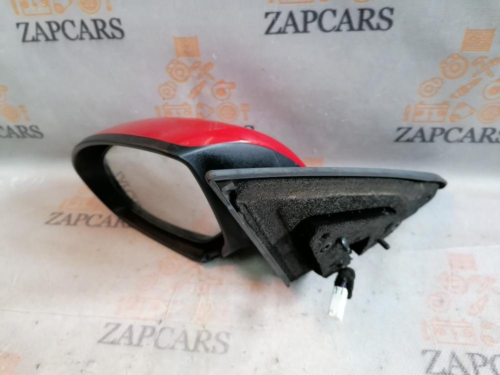 Зеркало Mazda 3 BL левое (б/у)