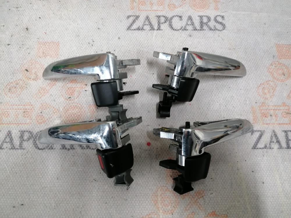 Ручки двери внутренние Mazda 3 BK (б/у)
