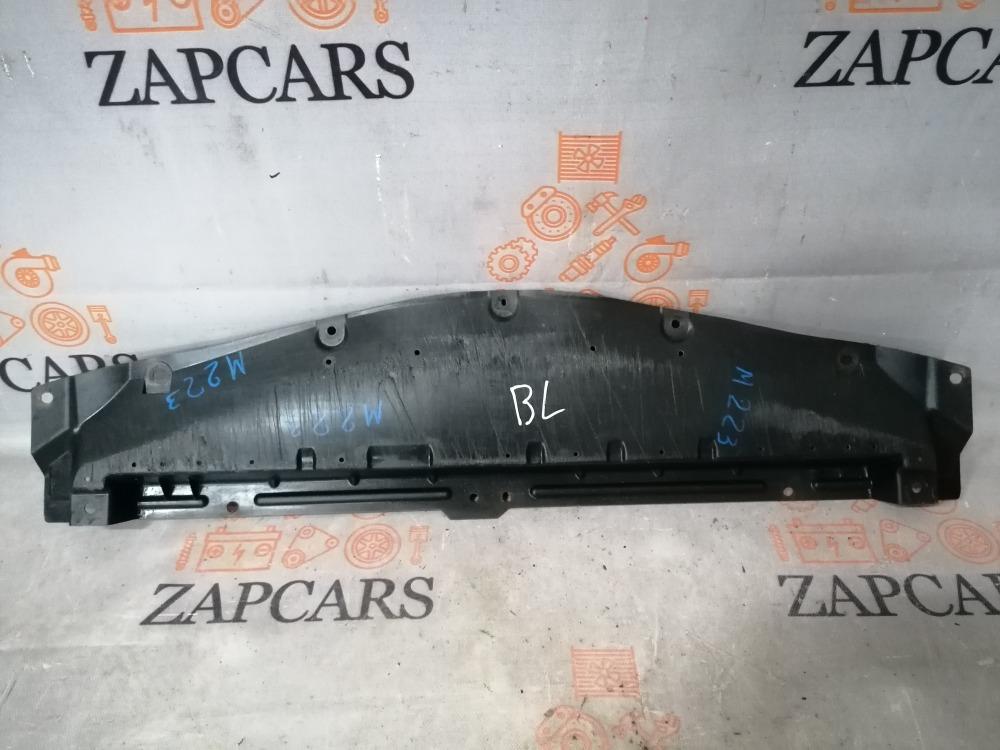 Пыльник бампера Mazda 3 BL (б/у)