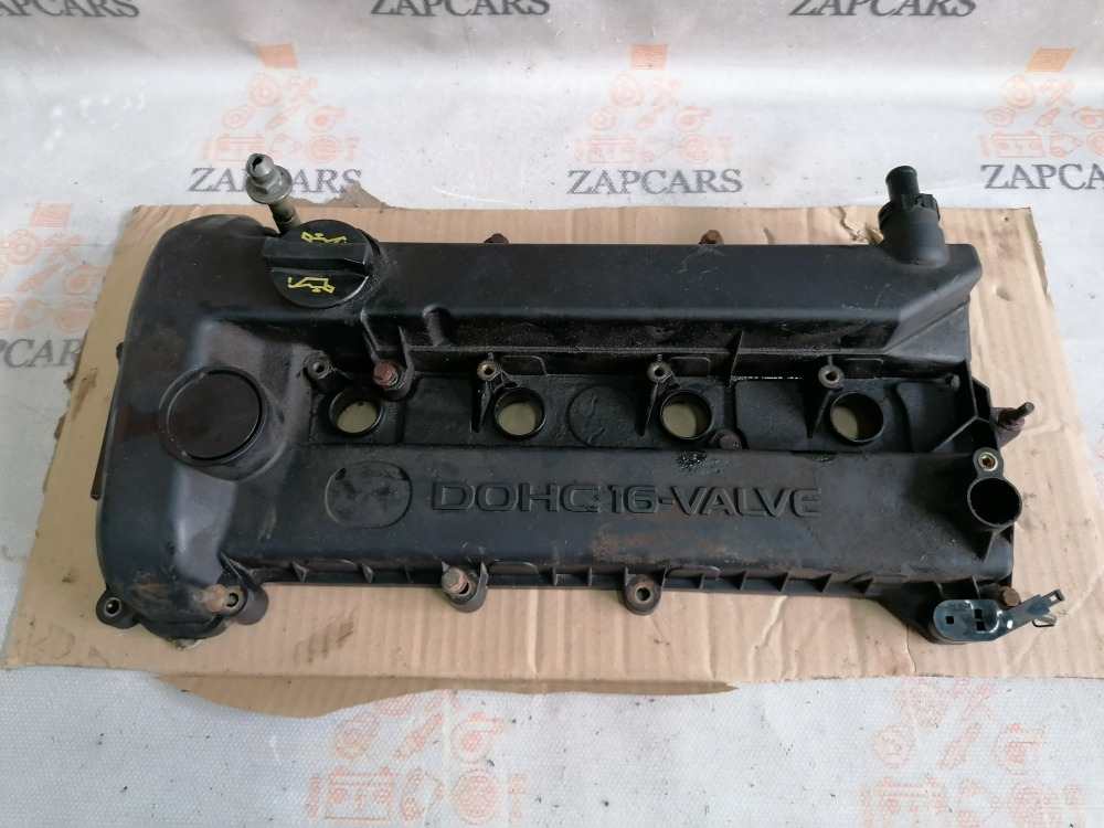 Клапанная крышка Mazda 3 BK LF 2003 (б/у)