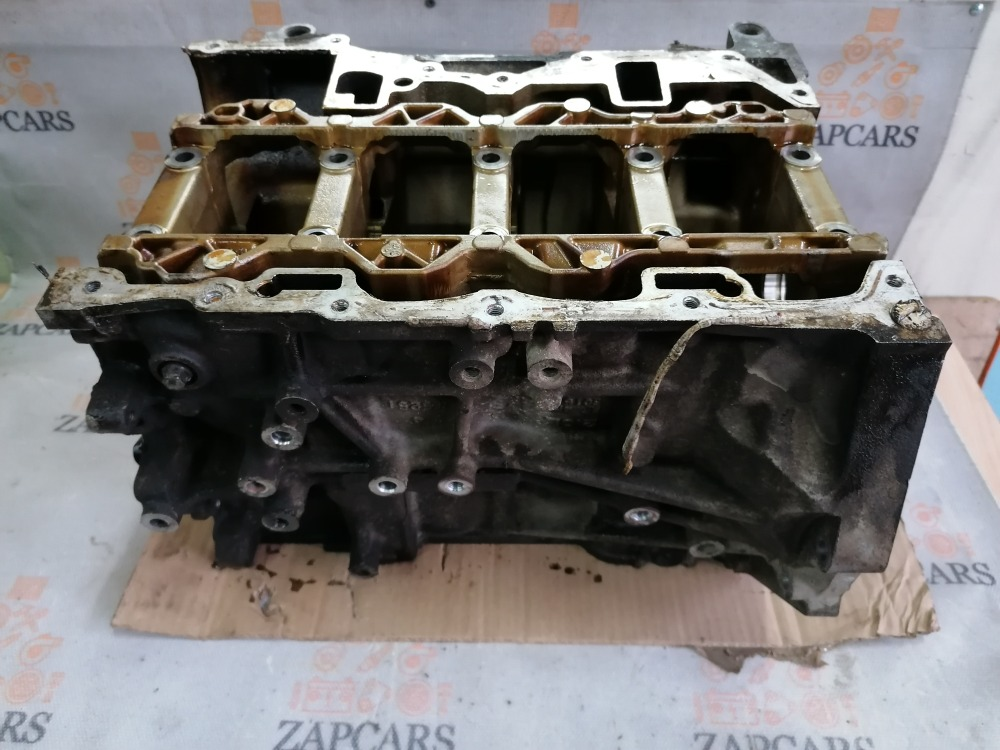 Блок двс Mazda 3 6 BK GG 2.0 (б/у)