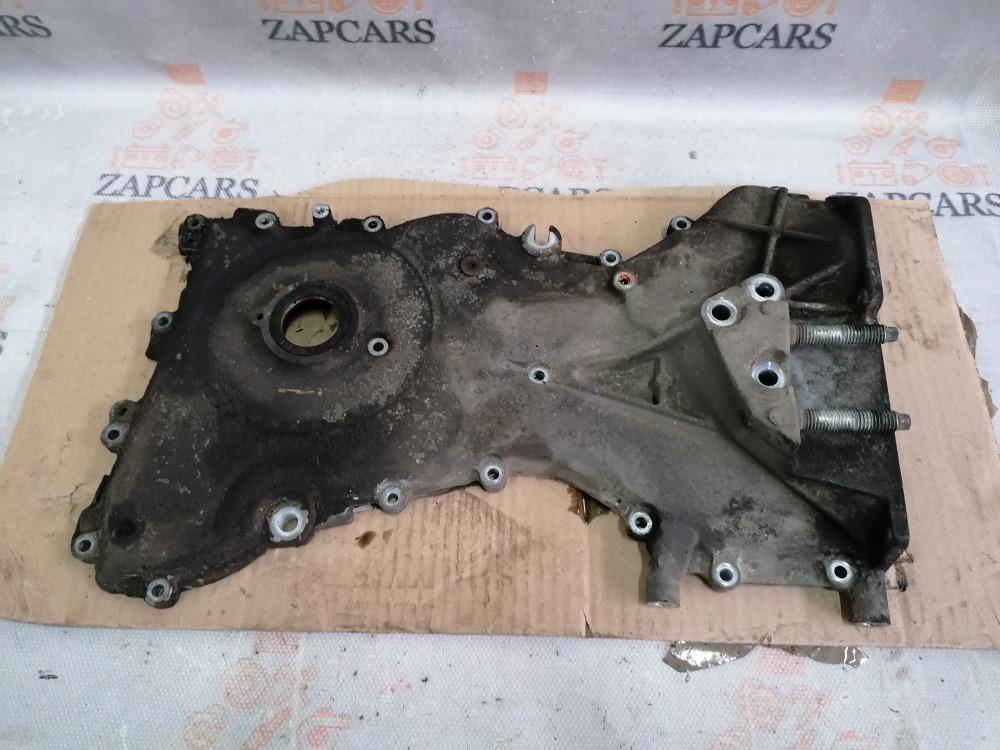 Крышка двигателя Mazda 3 BK 2.0 передняя (б/у)