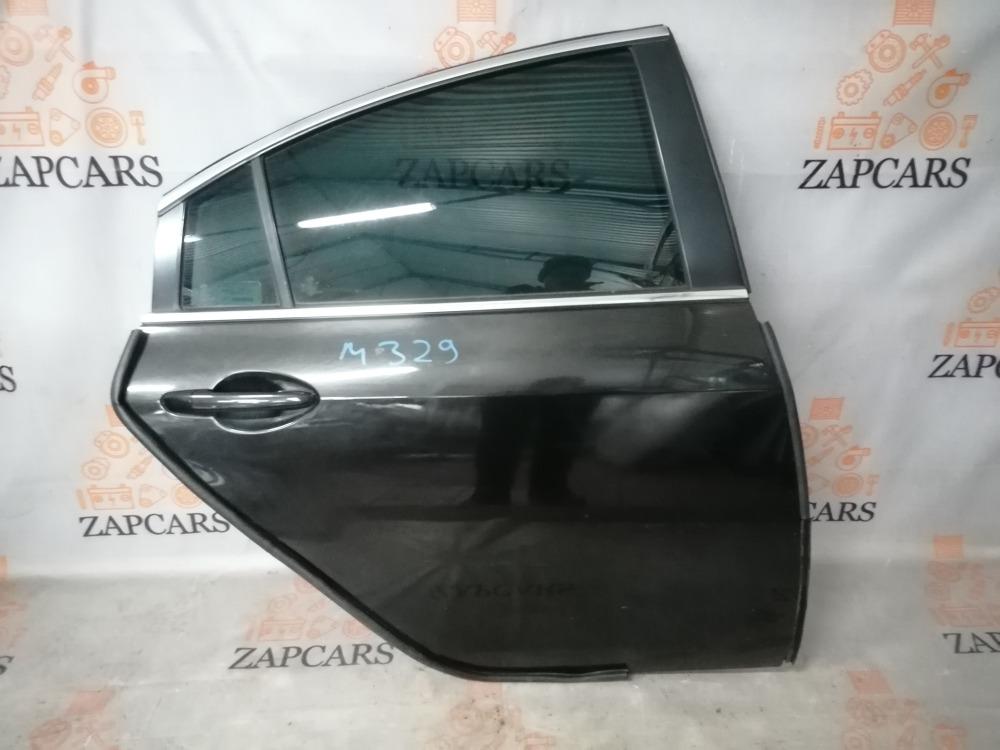 Дверь Mazda 6 GH L8 2009 задняя правая (б/у)
