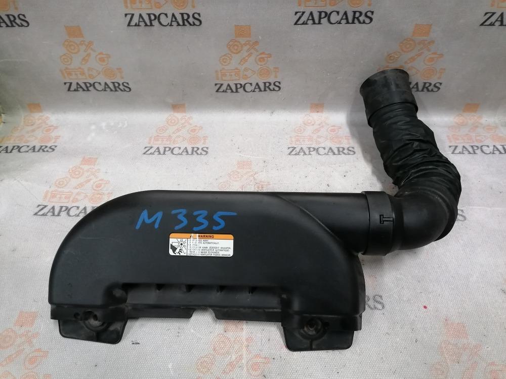 Воздухозаборник двигателя Kia Ceed ED 2007 (б/у)