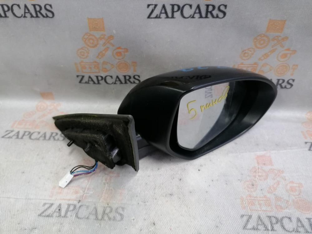 Зеркало Mazda 6 GH правое (б/у)