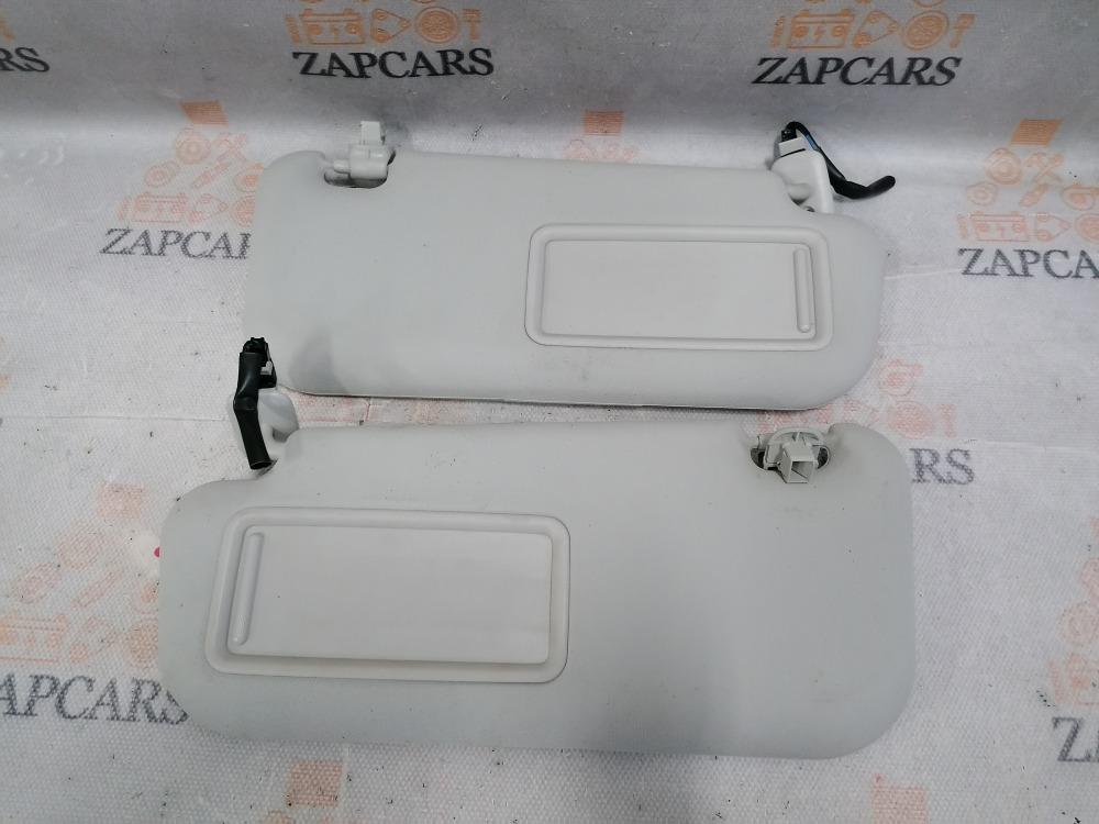 Козырьки солнцезащитные Mazda 6 GH (б/у)