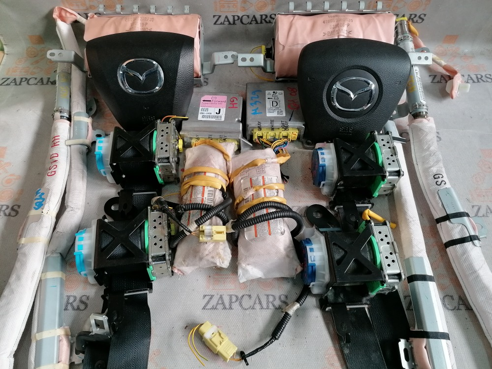 Безопасность Mazda 6 GH (б/у)
