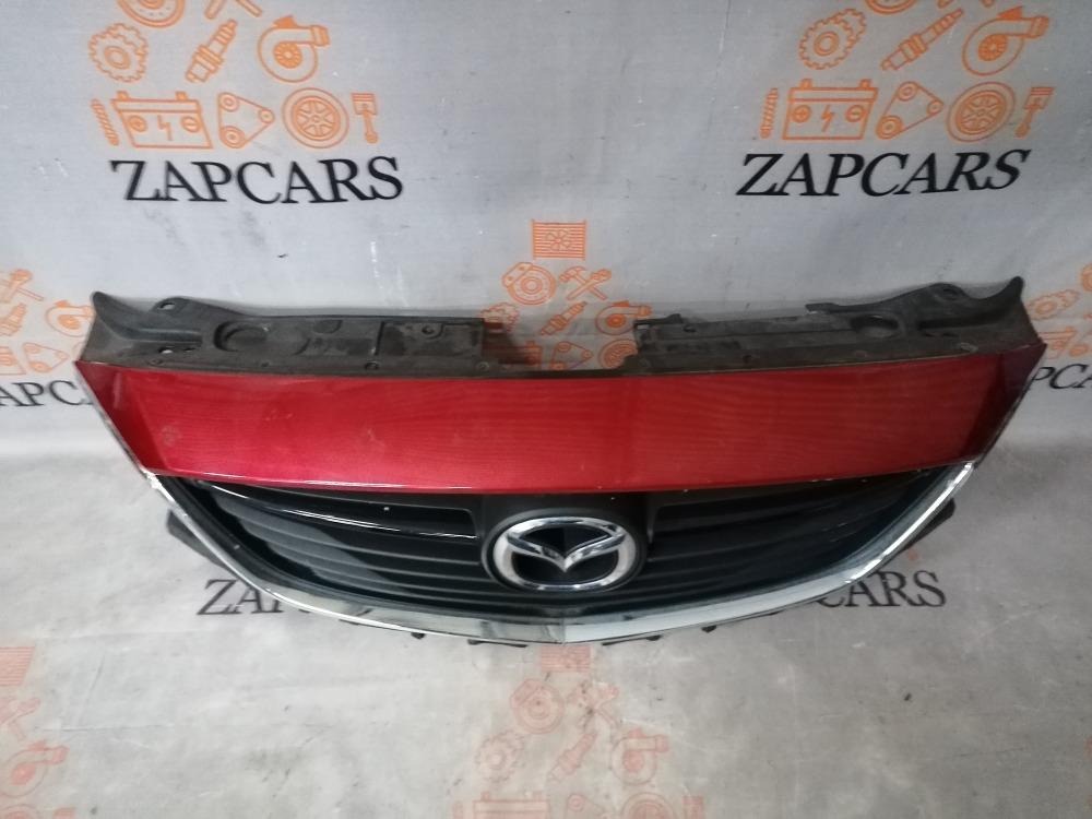 Решетка радиатора Mazda 6 GJ 2013 (б/у)