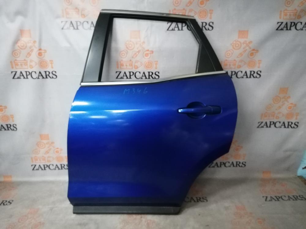 Дверь Mazda Cx-7 L3-VDT задняя левая (б/у)