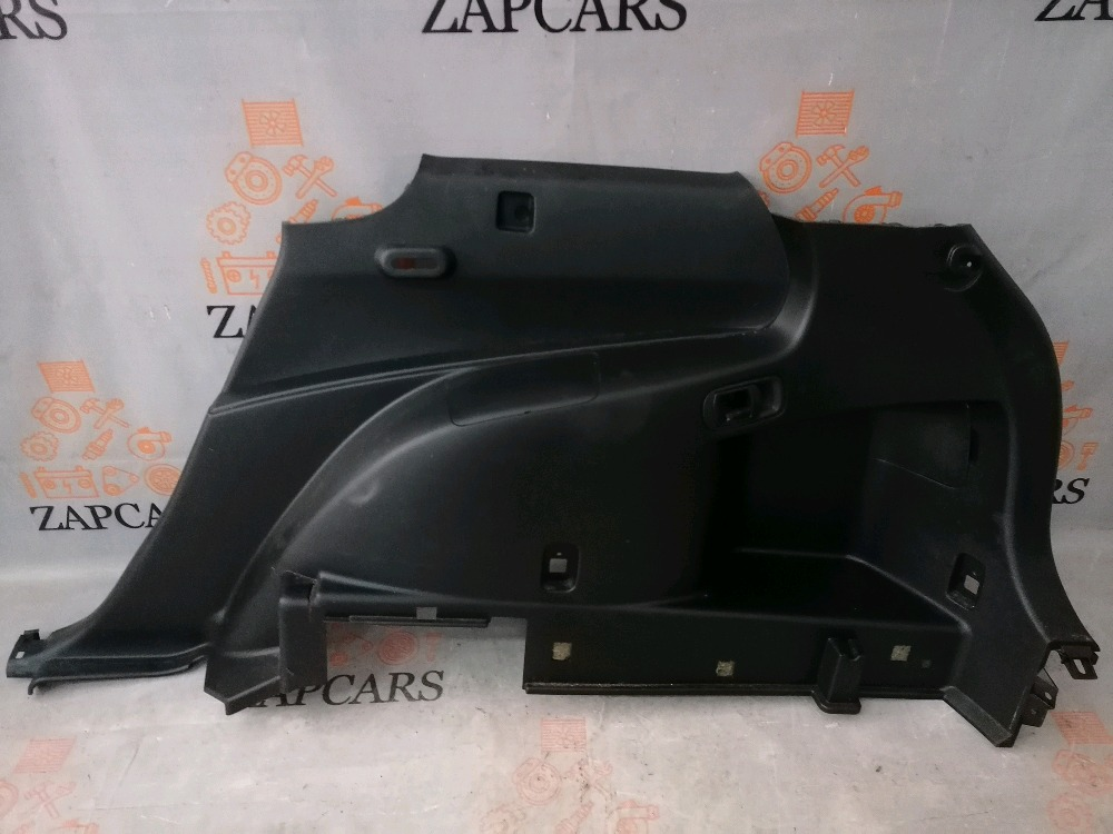 Обшивка багажника Mazda Cx-7 L3-VDT правая (б/у)