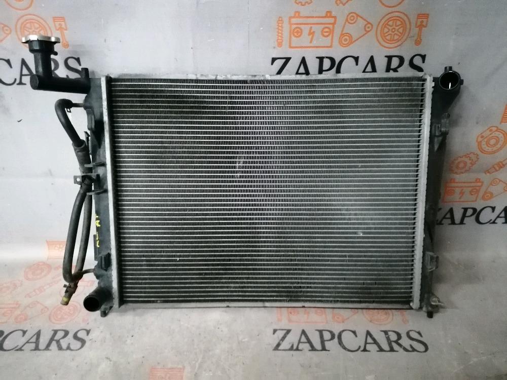 Радиатор двс Kia Ceed ED 2007 (б/у)