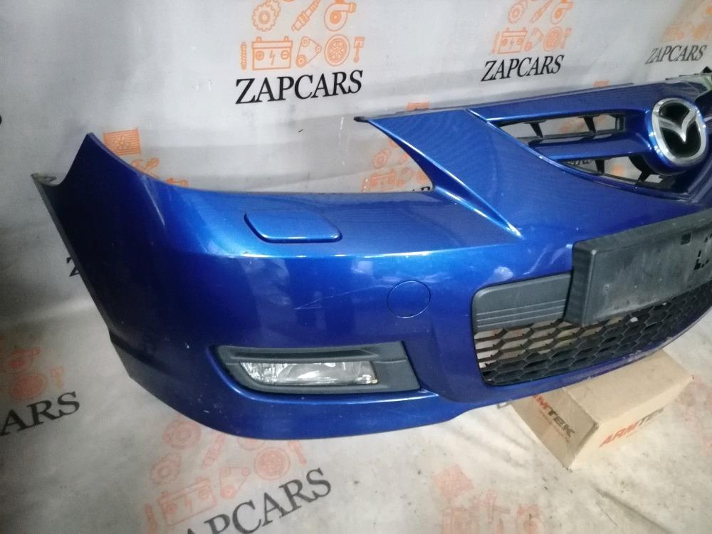 Бампер Mazda 3 BK передний (б/у)
