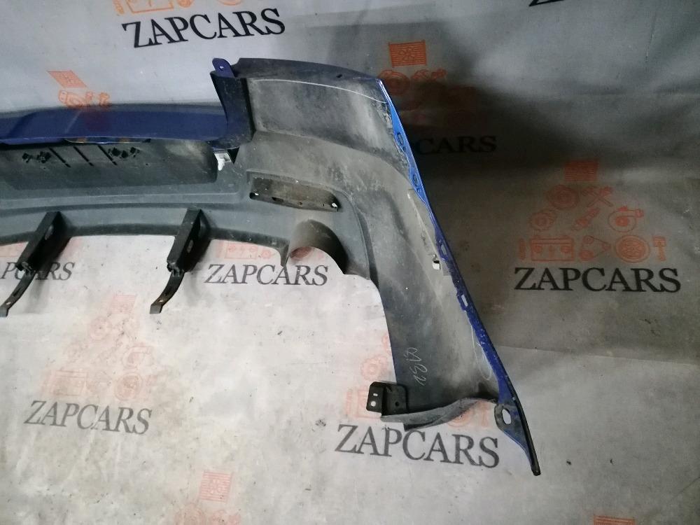Бампер Mazda 3 BK задний (б/у)