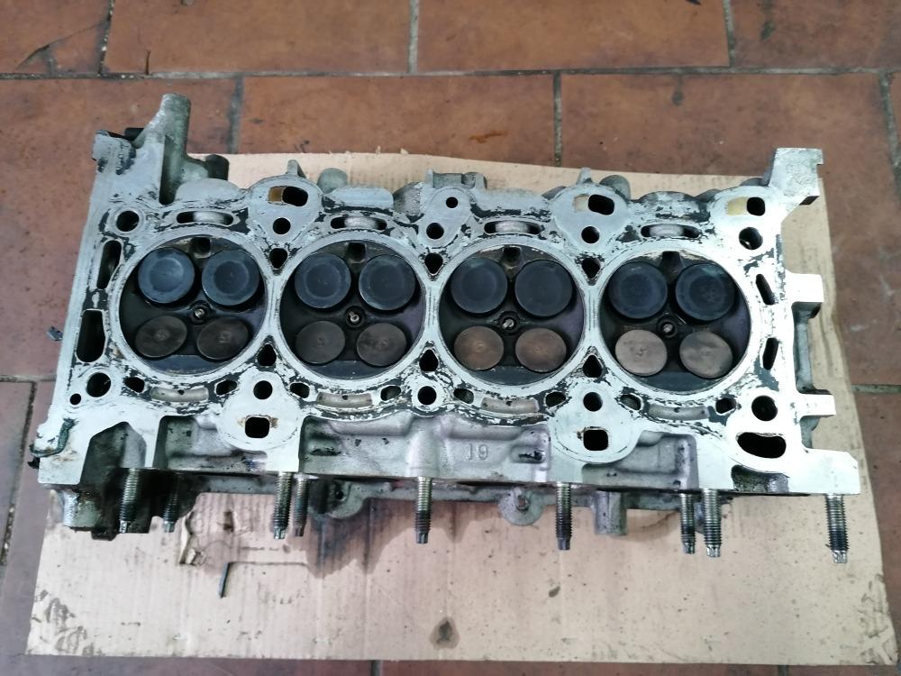 Головка блока цилиндров Mazda Cx-7 L3-VDT (б/у)