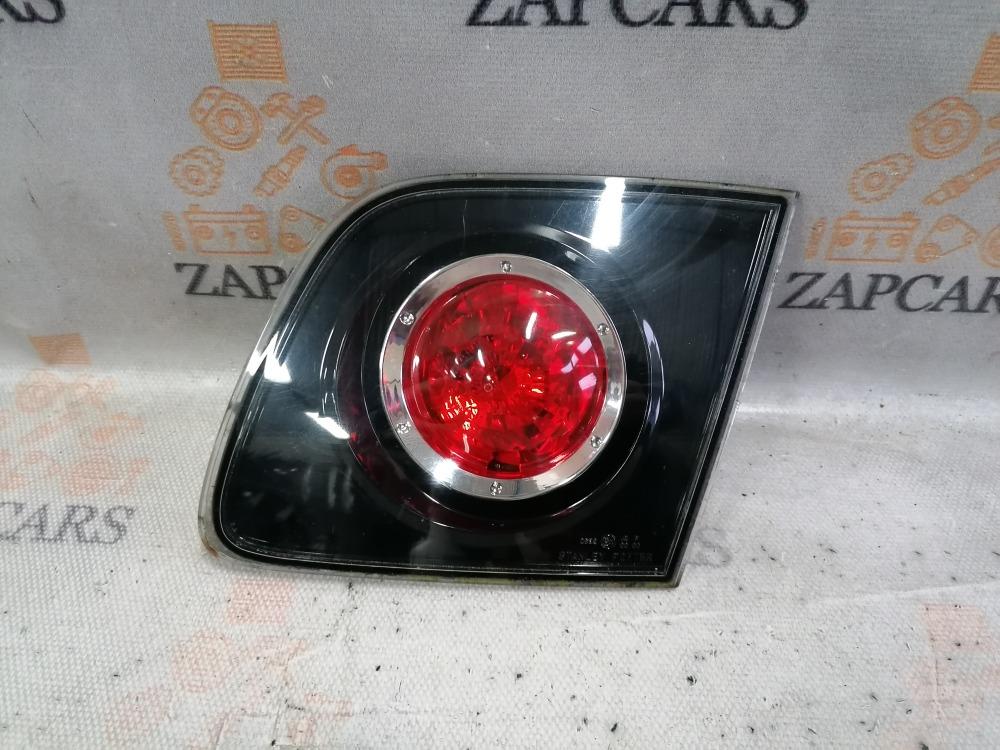 Фонарь в крышку багажника Mazda 3 BK правый (б/у)